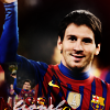 Messi Pallone D'oro by BlacksDA