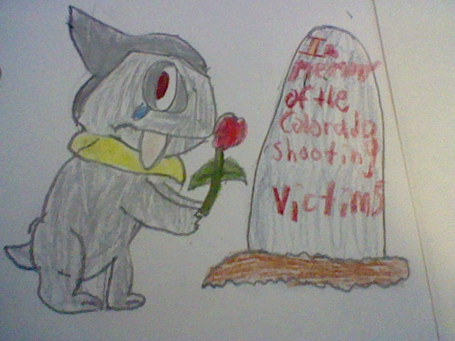 In Memory of the Colorado Shooting Victims by nintendolover2010