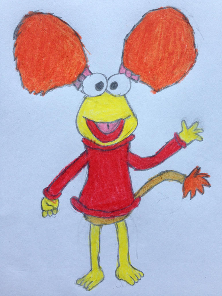 Red Fraggle by nintendolover2010