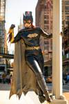 Bat in Manhattan