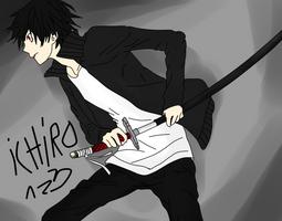 ichiro draw_4 by ichiro-123