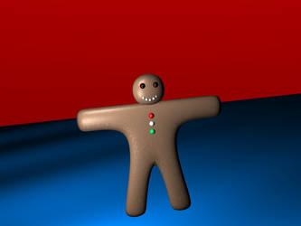 Gingerbread Maaaaaan