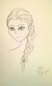 Elsa~ Let it freakin' go