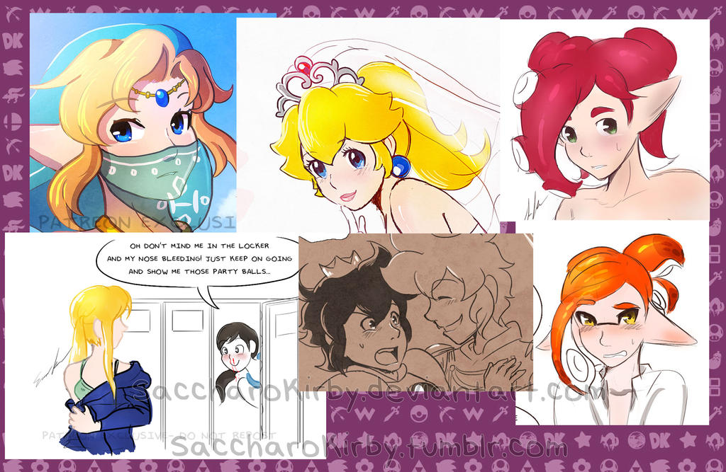 RomancerBlog1 by SaccharoKirby