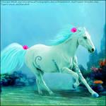 Laguna Horse Art HEE by MClaireB