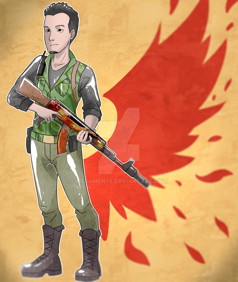 SOLDIER COMMISSION by Meg4mente