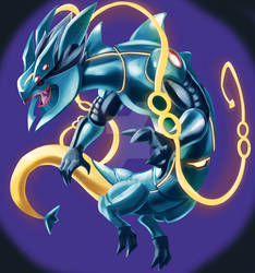 AURELION SOL FUSION WITH RAYQUAZA