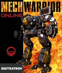 Mechwarrior Online Fan Cover by tennex1022