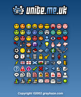 unite me uk icons by grayhaze