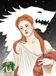 Sansa Stark, Flora