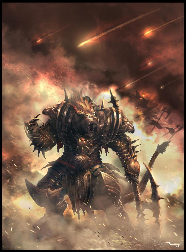 The Fierce War by thiennh2