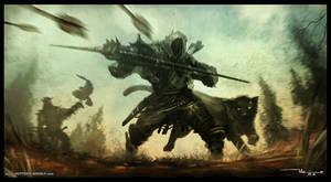 Indigenous Archer