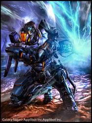 Dark Knight Advance Ver. by thiennh2