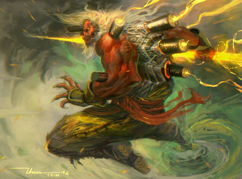 Wukong- Studies