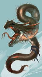 Serpent by thiennh2