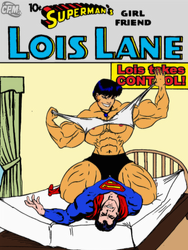 Lois Lane, Large and in Charge-Story by marknew742 by 04Brutale