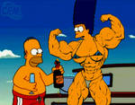 Mmmmmm... Muscle Marge!