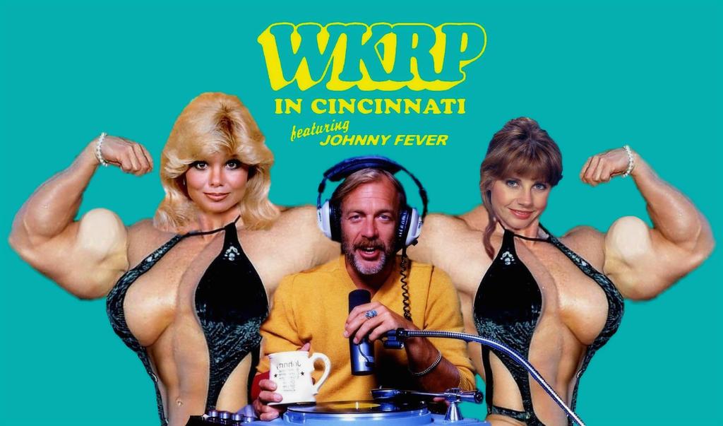 WKRP in Cincinnati New and Improved! by 04Brutale