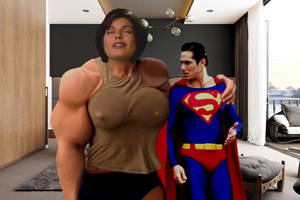 OMG... Lois stop draining me! Story by marknew742 by 04Brutale