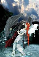 Whos the Demon? by Elysium-Arts