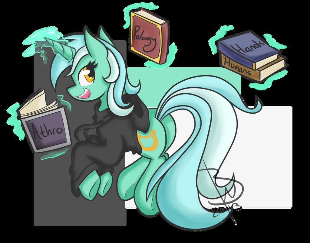 Lyra The Best Bg Pony Evur by BlacksWhites