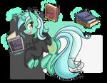Lyra The Best Bg Pony Evur