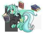 Lyra The Best Bg Pony Evur