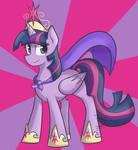 Super Twilight Sparkle!