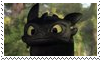 Toothless stamp by AlexHunt