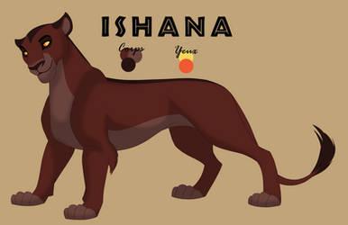 ISHANA ~ The Healer
