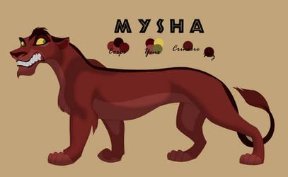 MYSHA ~ The Mother