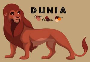 DUNIA ~ The Rebel Betrayer
