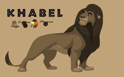 KHABEL - Son of Sand