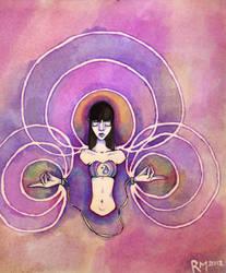 Purple Haze by ImagineArtVibes
