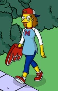 Female Sports fan 1 from tapped out by troll36