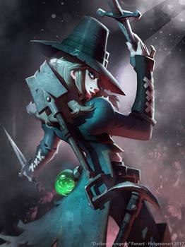 Darkest Dungeon Fanart - Grave Robber