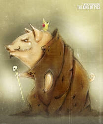 THE KING OF PIGS by HerrNox