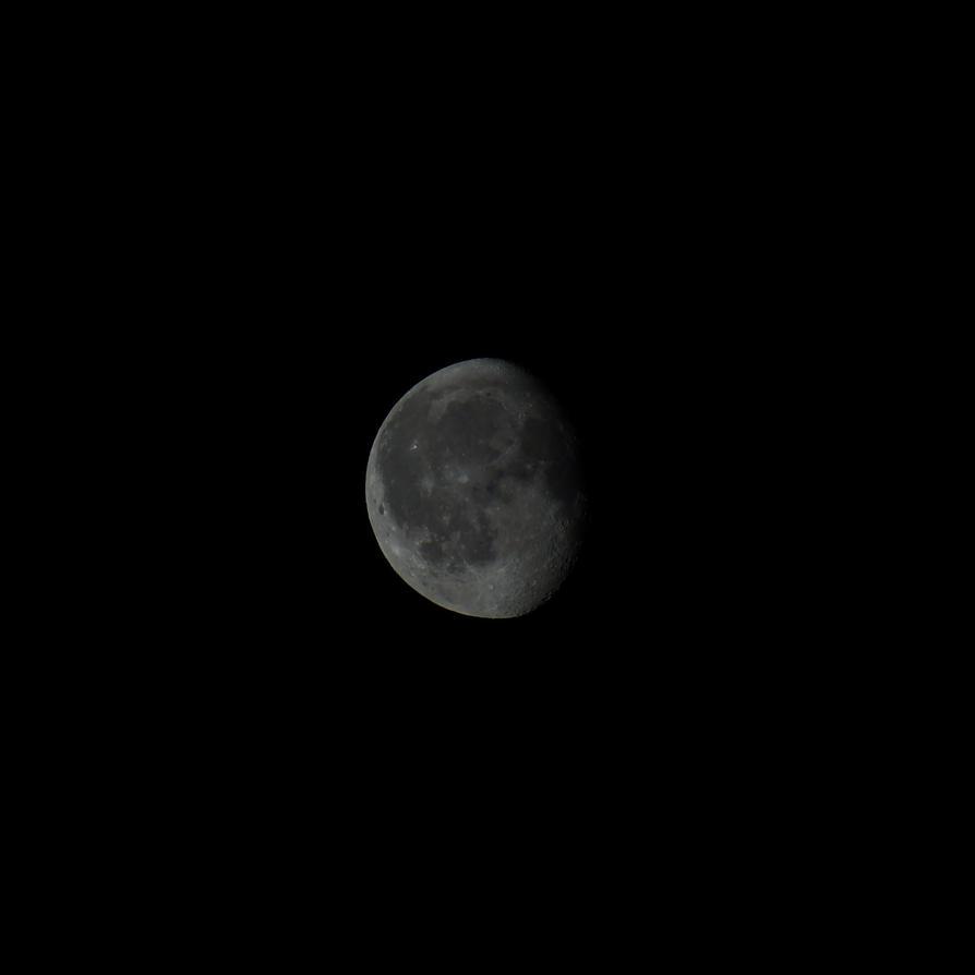 moon by KittenKayleigh