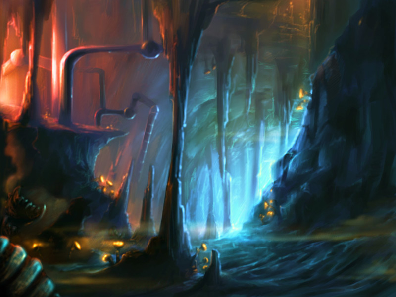 Greenhouse Cave by rmalbon