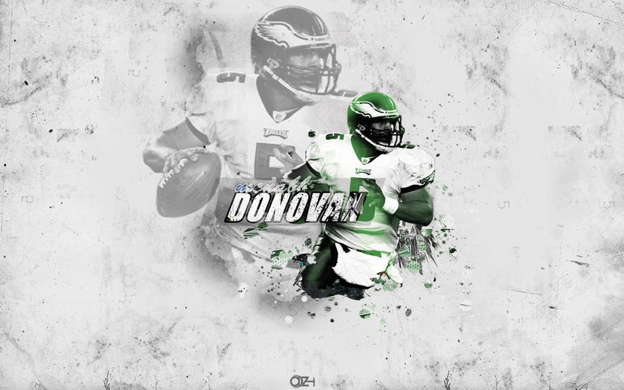 Donovan McNabb - NFL by azh-zharku