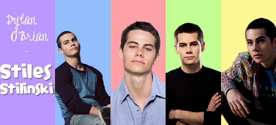 Teen Wolf Stiles Collage