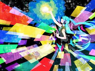 MIKU MIXTURE by Yoshitsugi