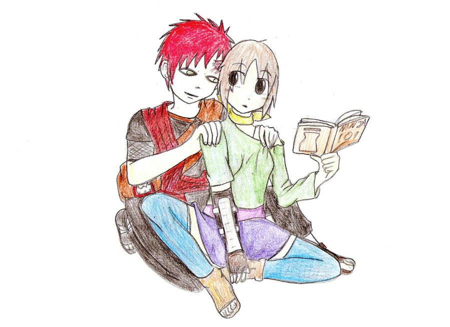 Gaara and Matsuri by MatsuriXGaara on DeviantArt