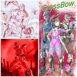 Crossbow promo art by RodrigoRainober