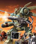 Battletech - Maximum Tech Cover, 1997