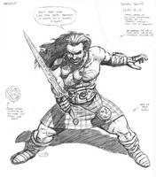 Reboot - Matrix as Conan by SteamPoweredMikeJ