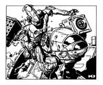 Battletech - Hatchetman