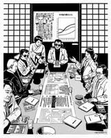 TORG - Boardroom by SteamPoweredMikeJ
