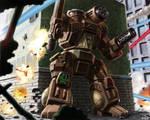 Battletech - Trapped