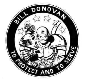 Bill Donovan